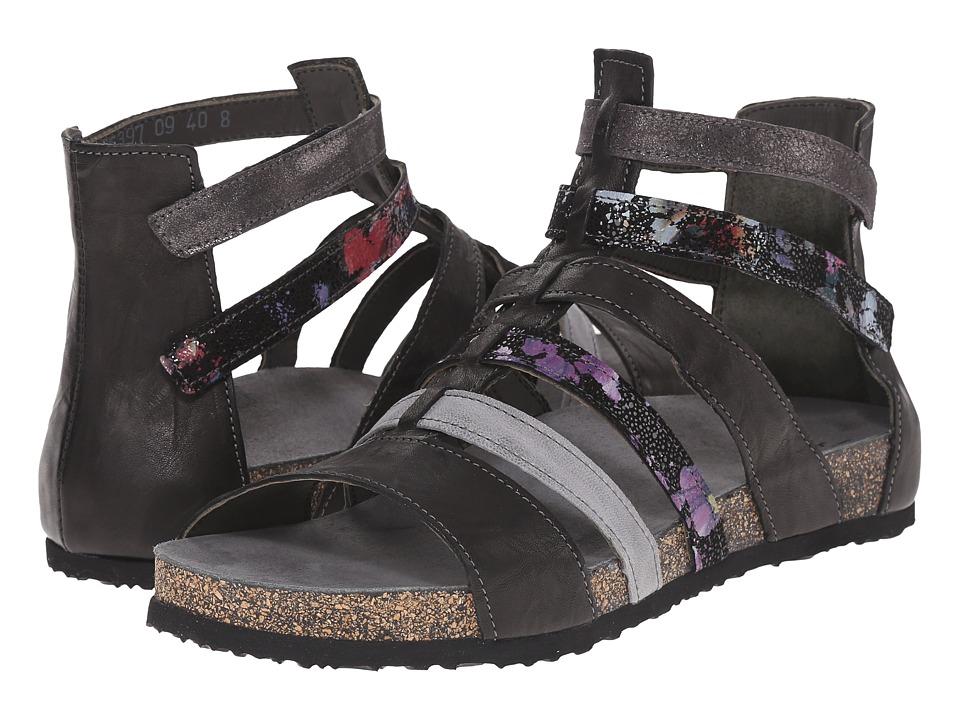 Think! - 86397 (Black/Kombi) Women's Sandals