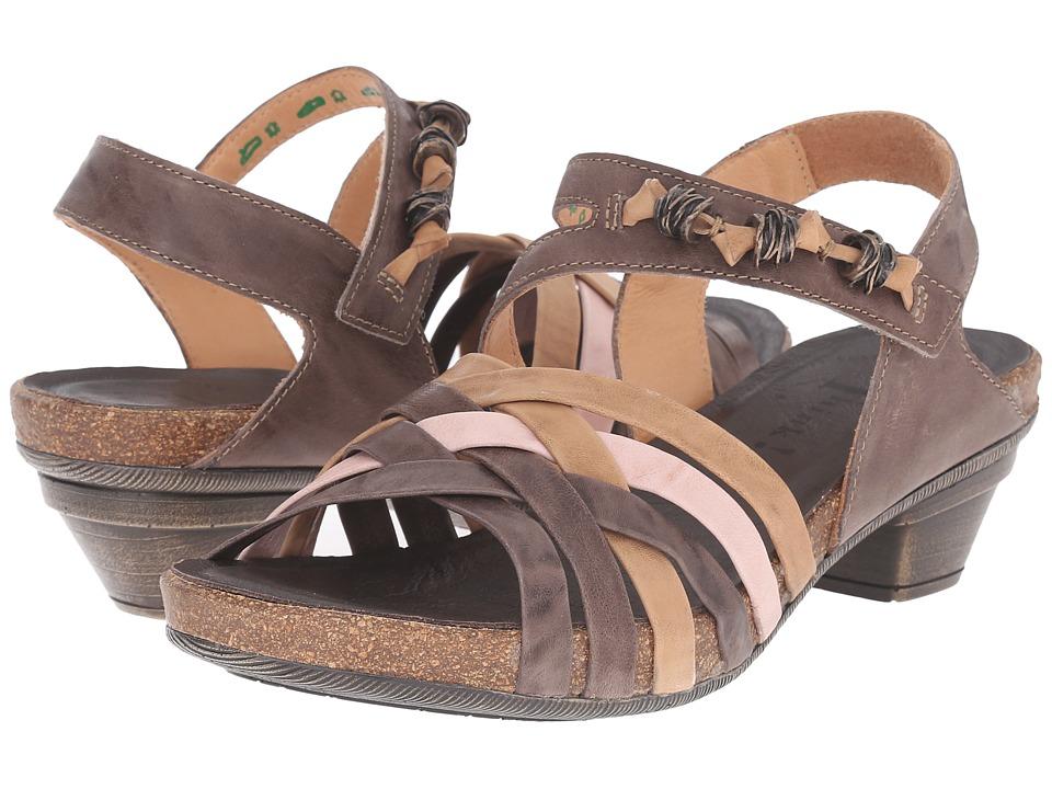 Think! - 86544 (Natural/Kombi) Women's 1-2 inch heel Shoes