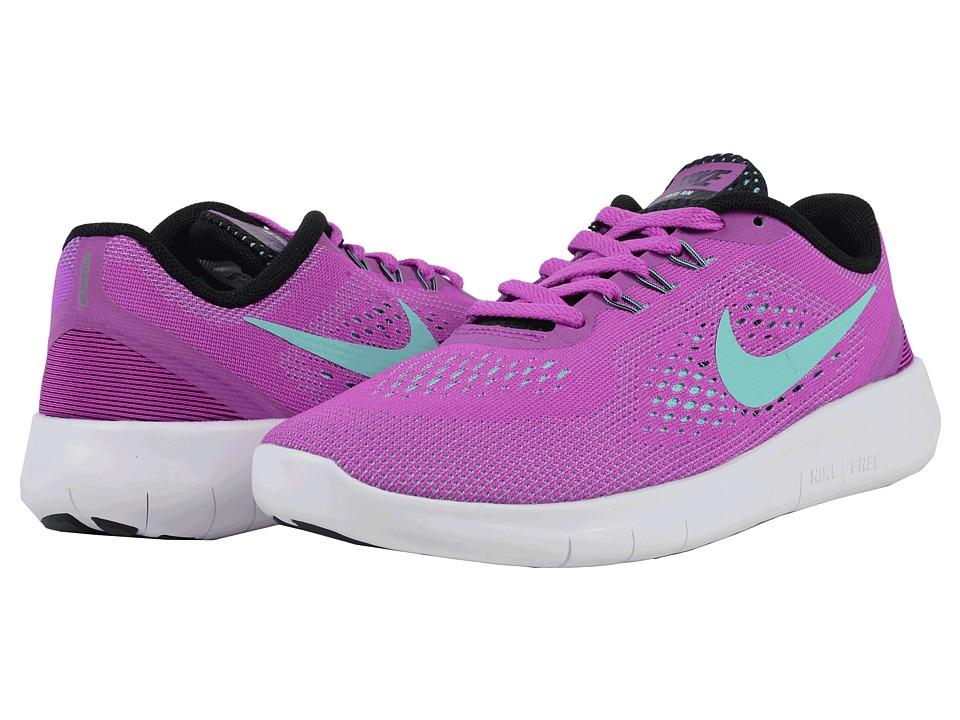 b33e3071af44d UPC 886549351977 - Nike Kids - Free RN (Big Kid) (Hyper Violet Black ...