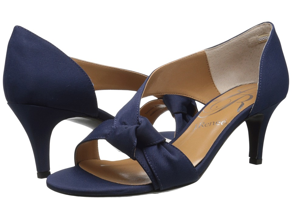 J. Renee - Jaynnie (Navy) High Heels