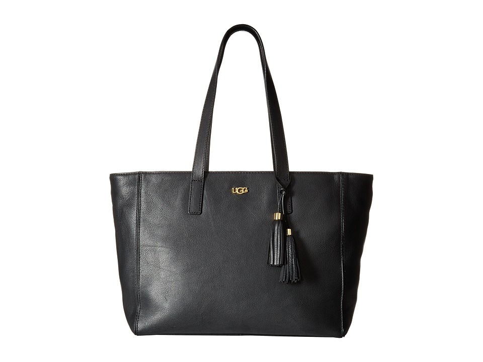 UGG - Rae Tote (Black) Tote Handbags