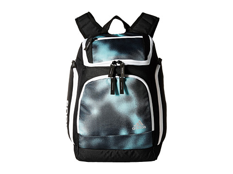 adidas - Energy II Backpack (Marbled Dye/Frozen Blue/Neo White) Backpack Bags