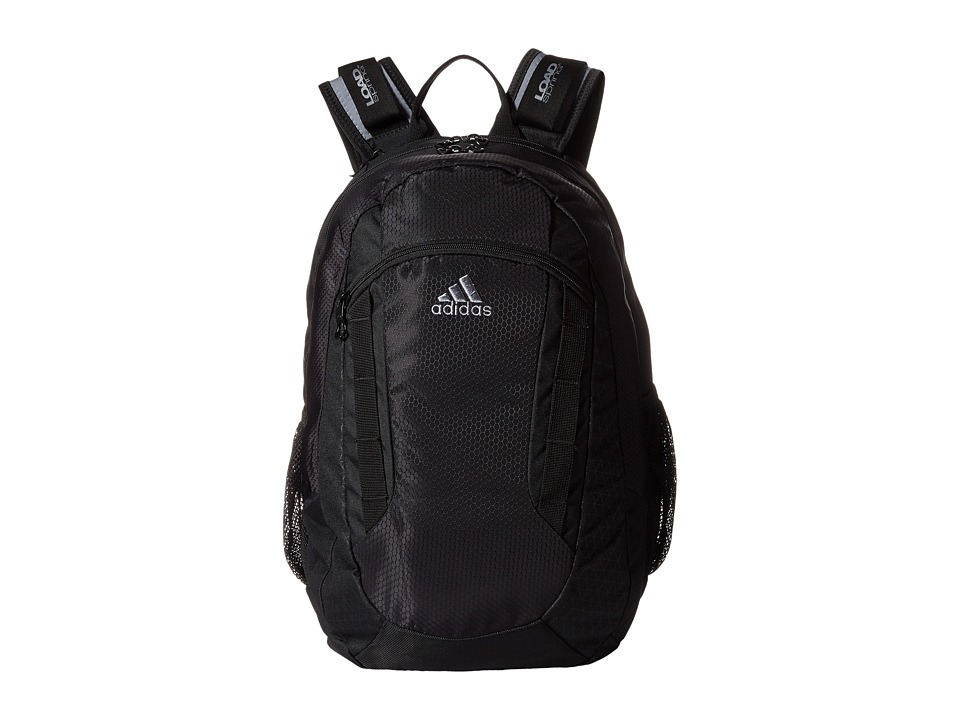 adidas - Excel Backpack (Black) Backpack Bags