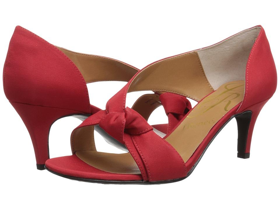 J. Renee - Jaynnie (Red) High Heels