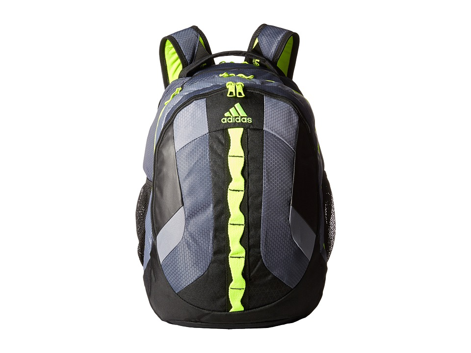 adidas - Prime Backpack (Deepest Space/Solar Yellow) Backpack Bags