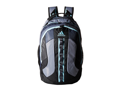 adidas - Prime Backpack (Grey/Frozen Blue) Backpack Bags