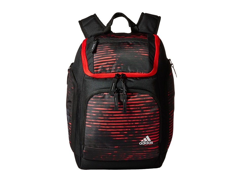 adidas - Energy II Backpack (Illuminated Scarlet) Backpack Bags
