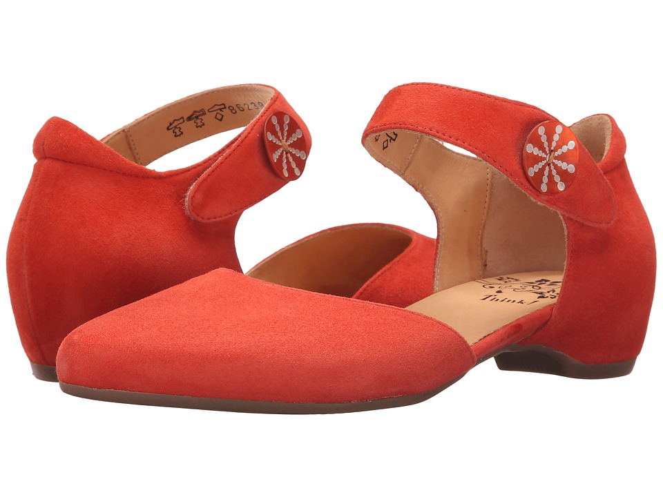 Think! - 86238 (Coralle) Women's Maryjane Shoes