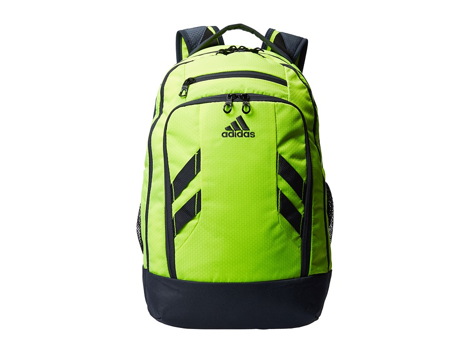 adidas - Rush Backpack (Solar Yellow/Deepest Space) Backpack Bags