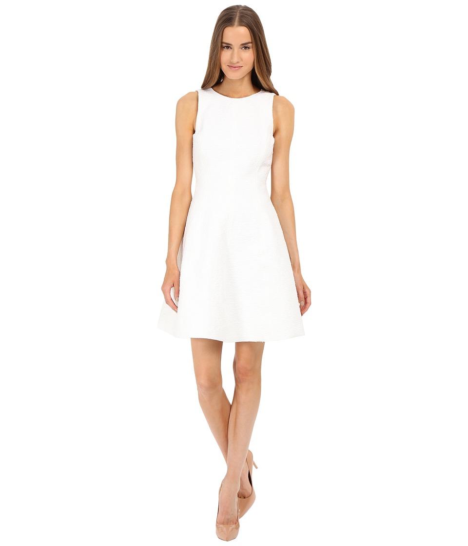 Theory Udela Dress (White) Women