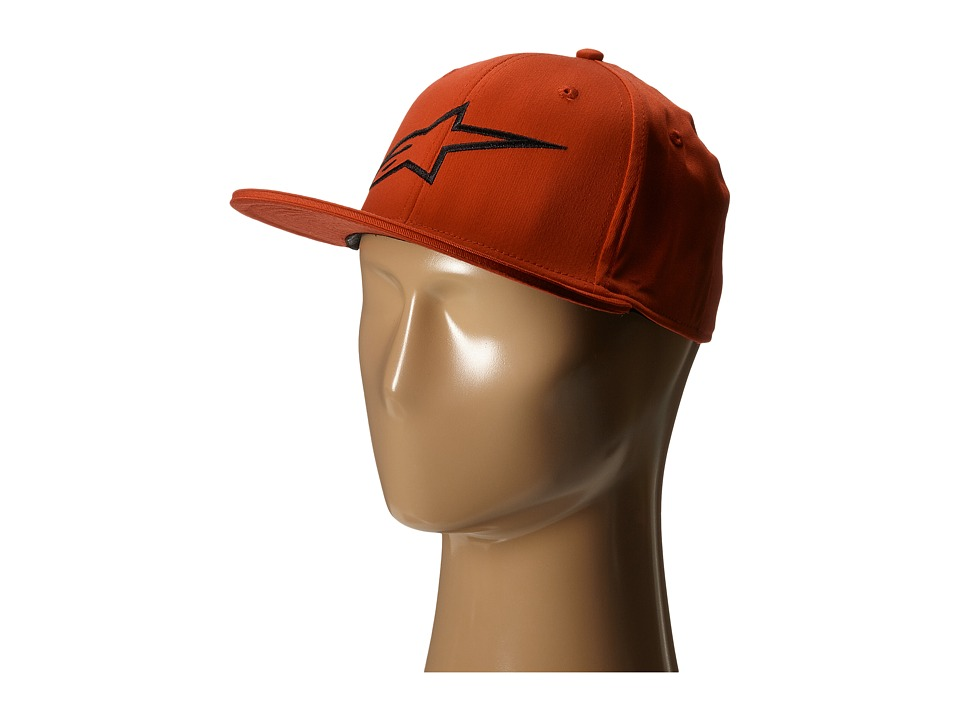 Image of Alpinestars - Ageless Hat (Red) Caps