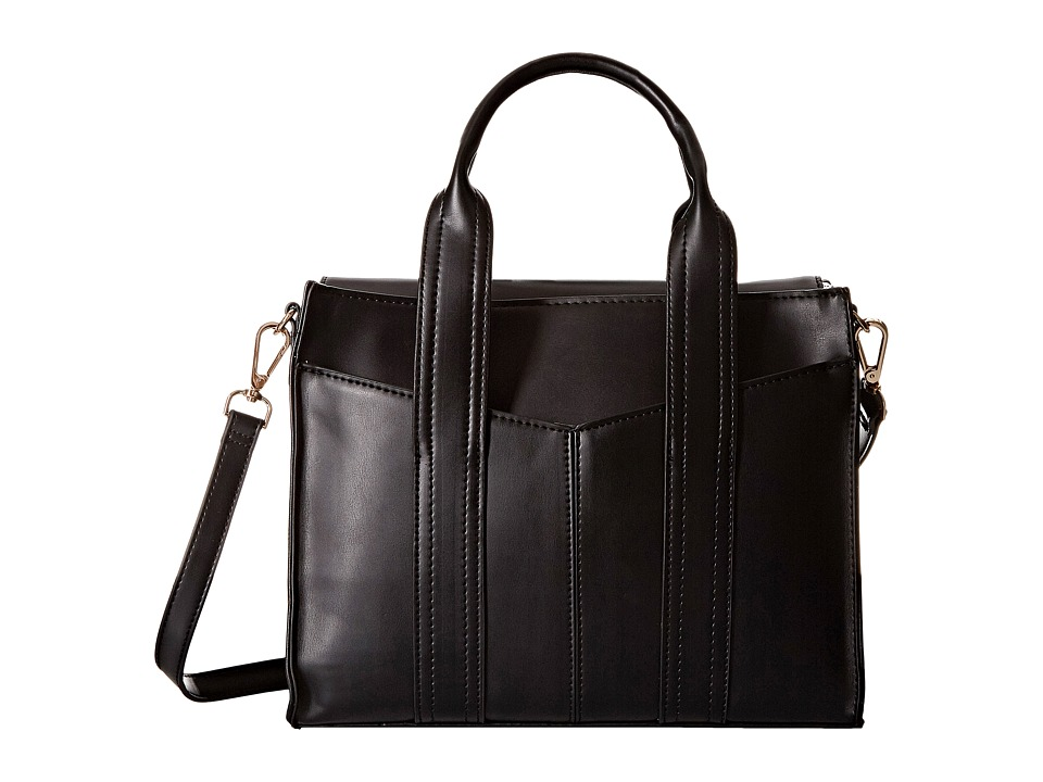 Steve Madden - Bstructr Satchel (Black Multi) Satchel Handbags