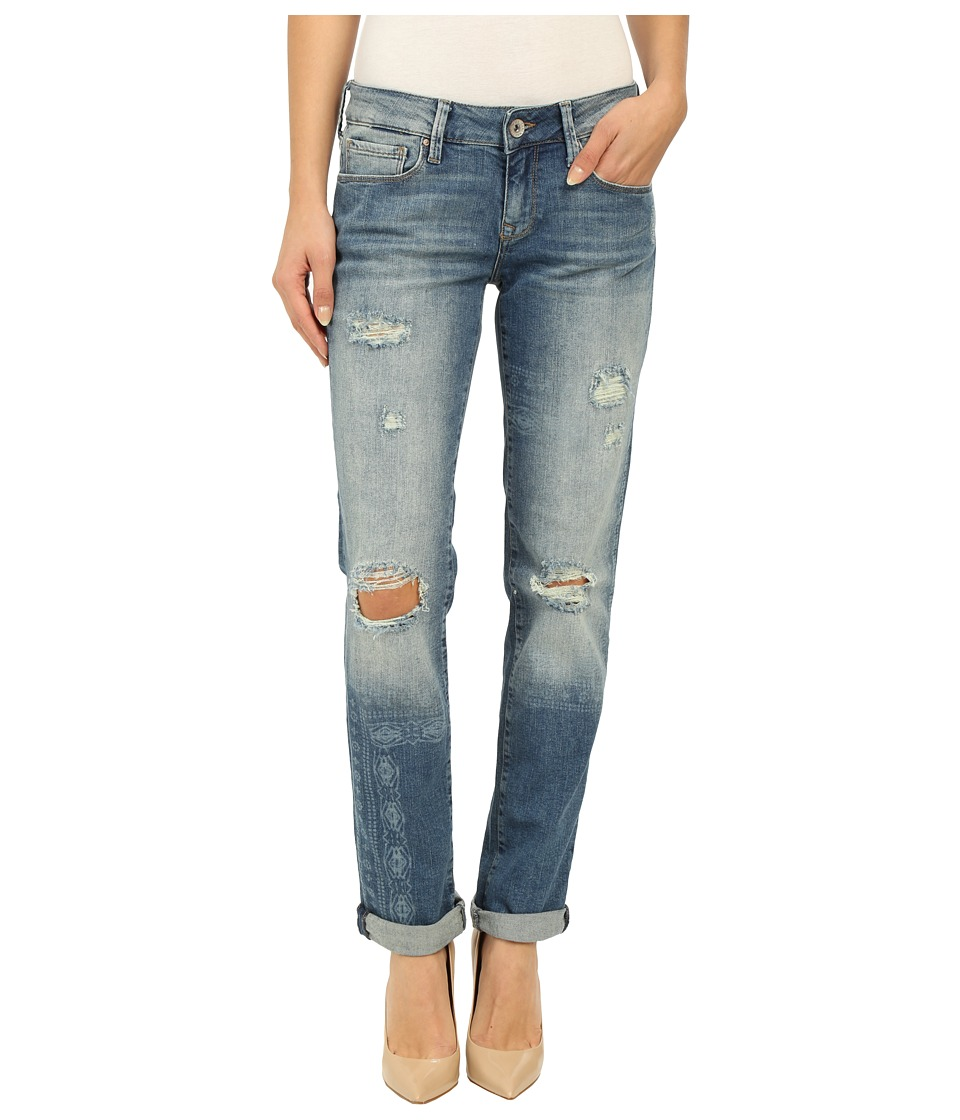 Mavi Jeans - Emma in Used Laser Vintage (Used Laser Vintage) Women's Jeans plus size,  plus size fashion plus size appare