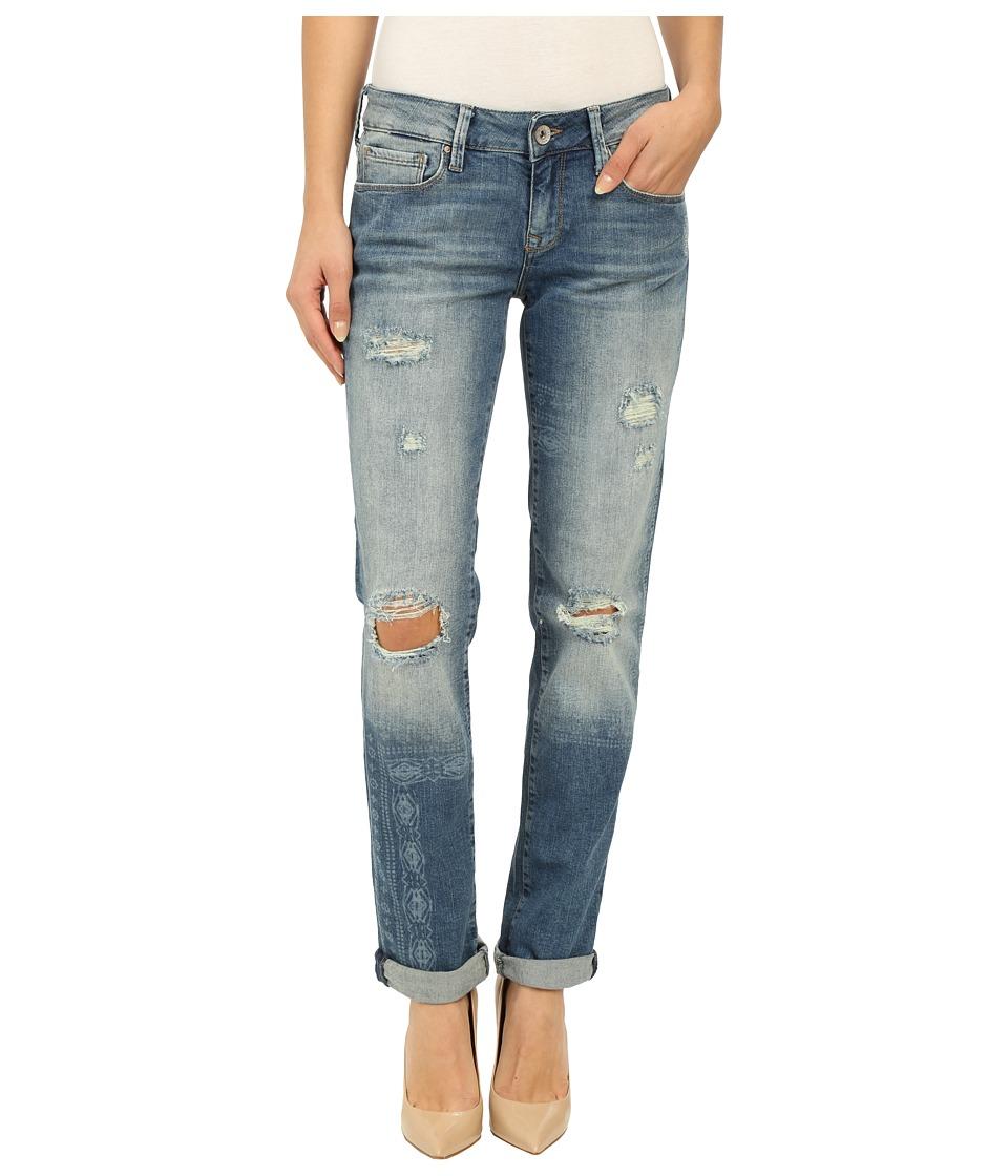 Mavi Jeans - Emma in Used Laser Vintage (Used Laser Vintage) Women's Jeans plus size,  plus size fashion plus size appare