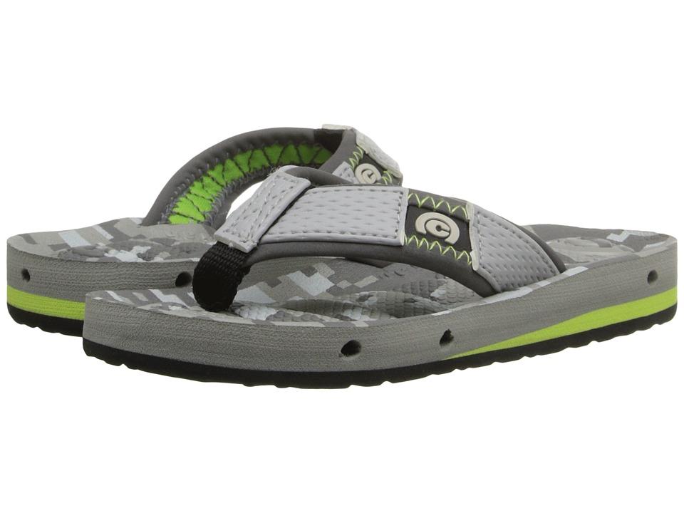 Cobian - Draino Jr (Toddler/Little Kid/Big Kid) (Urban Camo) Men's Sandals