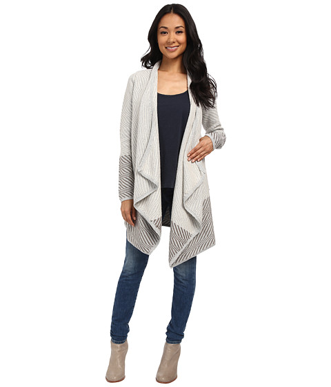 Lucky Brand - Waterfall Cardigan (Natural Multi) Women's Sweater