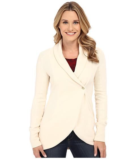 Lucky Brand - Daryn Cocoon Cardi (Nigori) Women's Sweater
