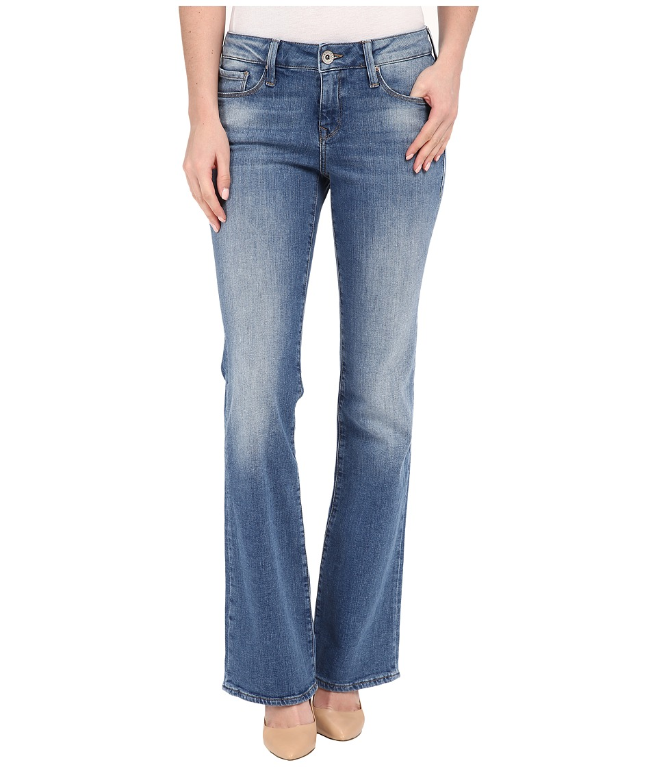 Mavi Jeans - Ashley in Indigo Brushed Vintage (Indigo Brushed Vintage) Women's Jeans