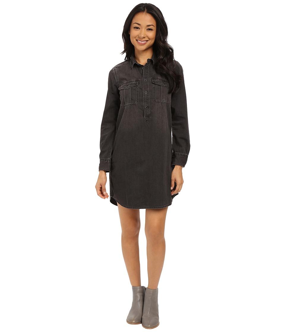 Lucky Brand - Popover Utility Dress (Villa Park) Women's Dress