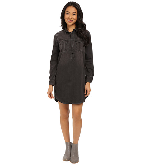 Lucky Brand - Popover Utility Dress (Villa Park) Women's Dress