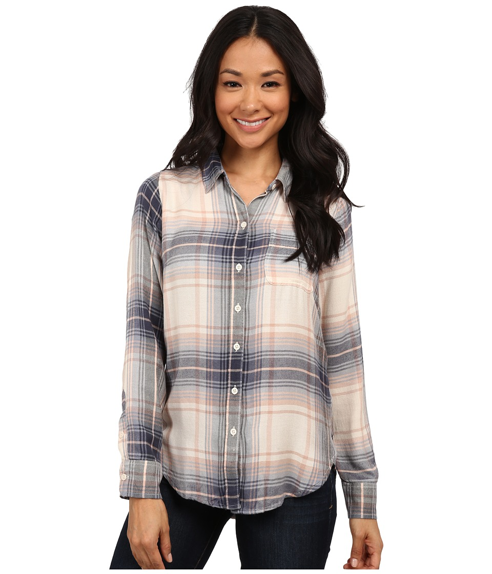 Lucky Brand - Bungalow Flannel (Natural Multi) Women