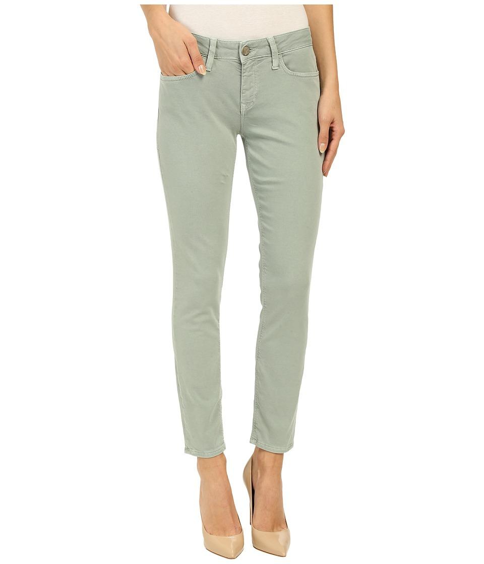 Mavi Jeans - Alexa Ankle in Olive Twill (Olive Twill) Women's Jeans