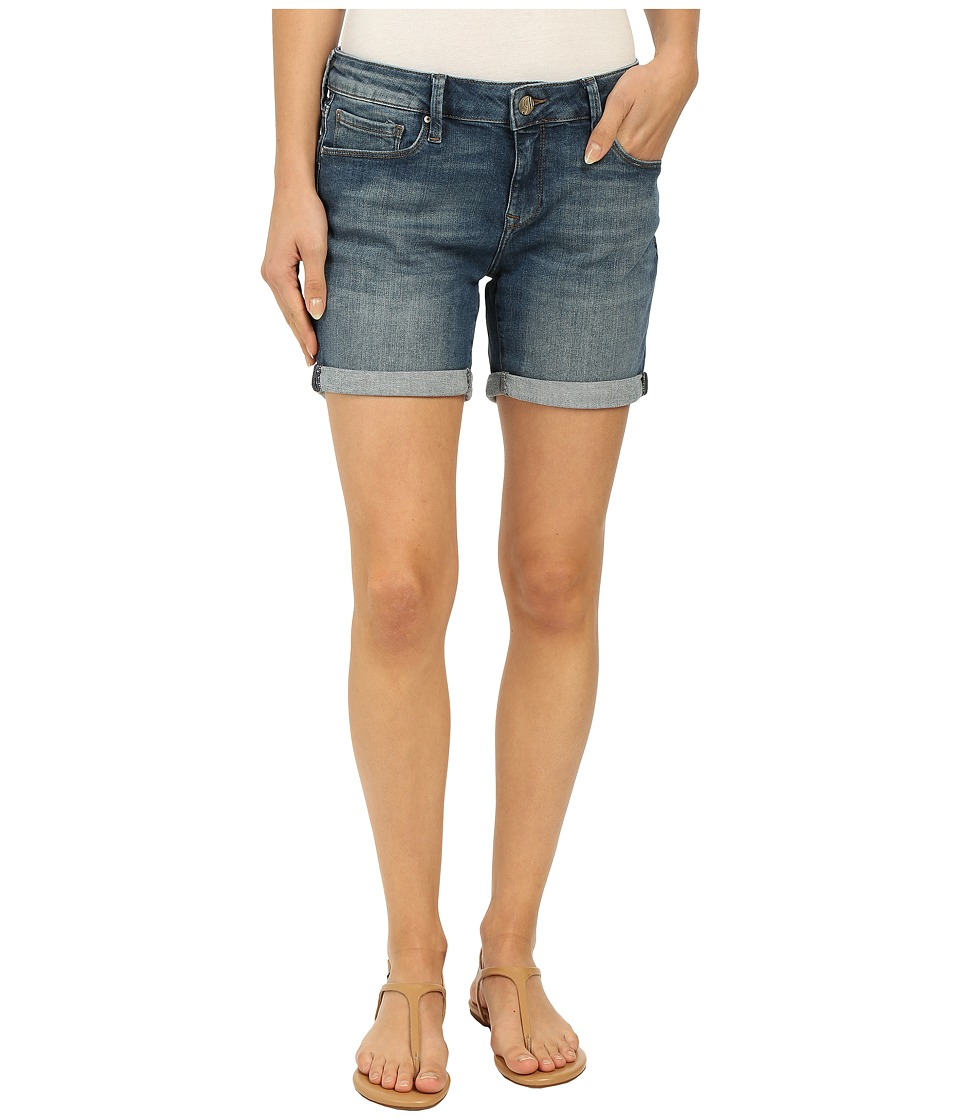 Mavi Jeans - Pixie in Used Green Tribeca (Used Green Tribeca) Women's Shorts