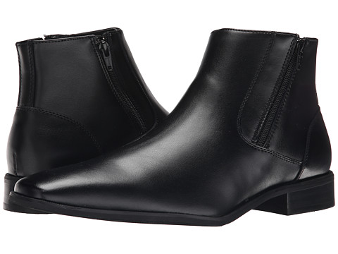 Calvin Klein - Gannon (Black Smooth Action) Men's Shoes