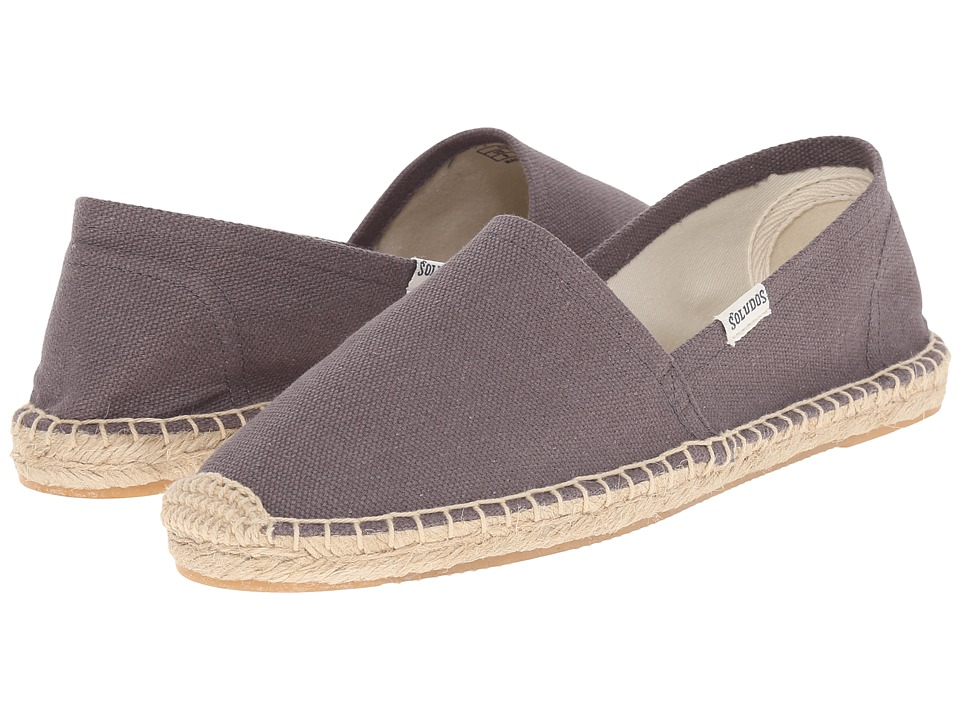 Soludos - Original Dali (Charcoal) Women's Shoes