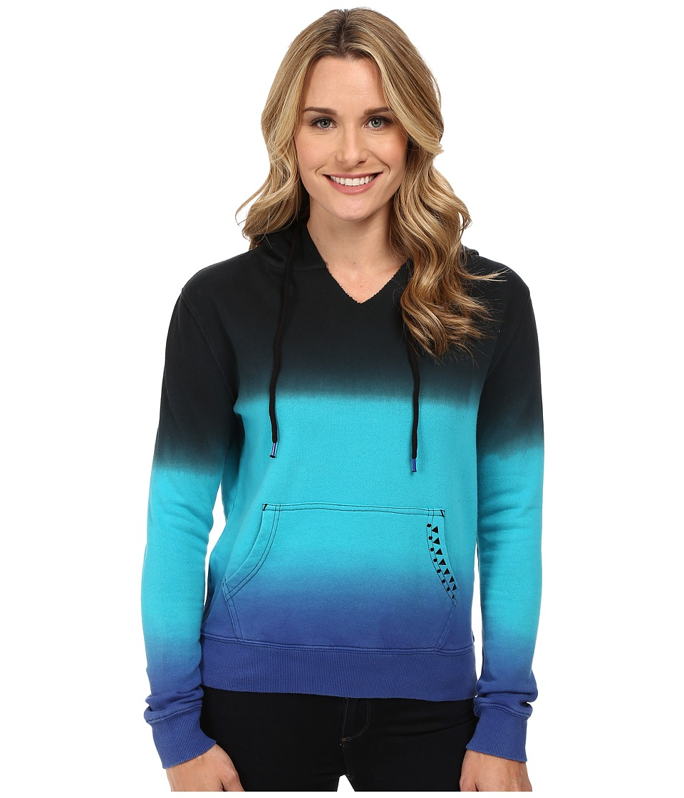 Cruel - Double Dip Dye Poly/Cotton Fleece (Assorted) Women's Fleece