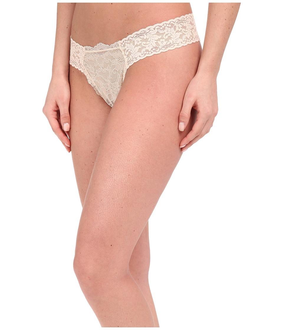 Hanky Panky - Celeste Diamond Thong (Champagne/Gold) Women's Underwear