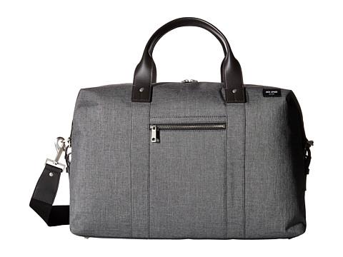 Jack Spade - Tech Oxford Revised Wing Duffel (Grey) Duffel Bags
