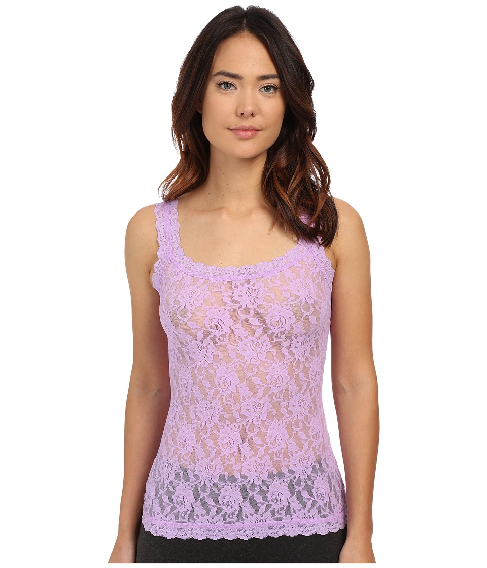 Hanky Panky - Signature Lace Unlined Cami (Violet Crush) Women's Lingerie