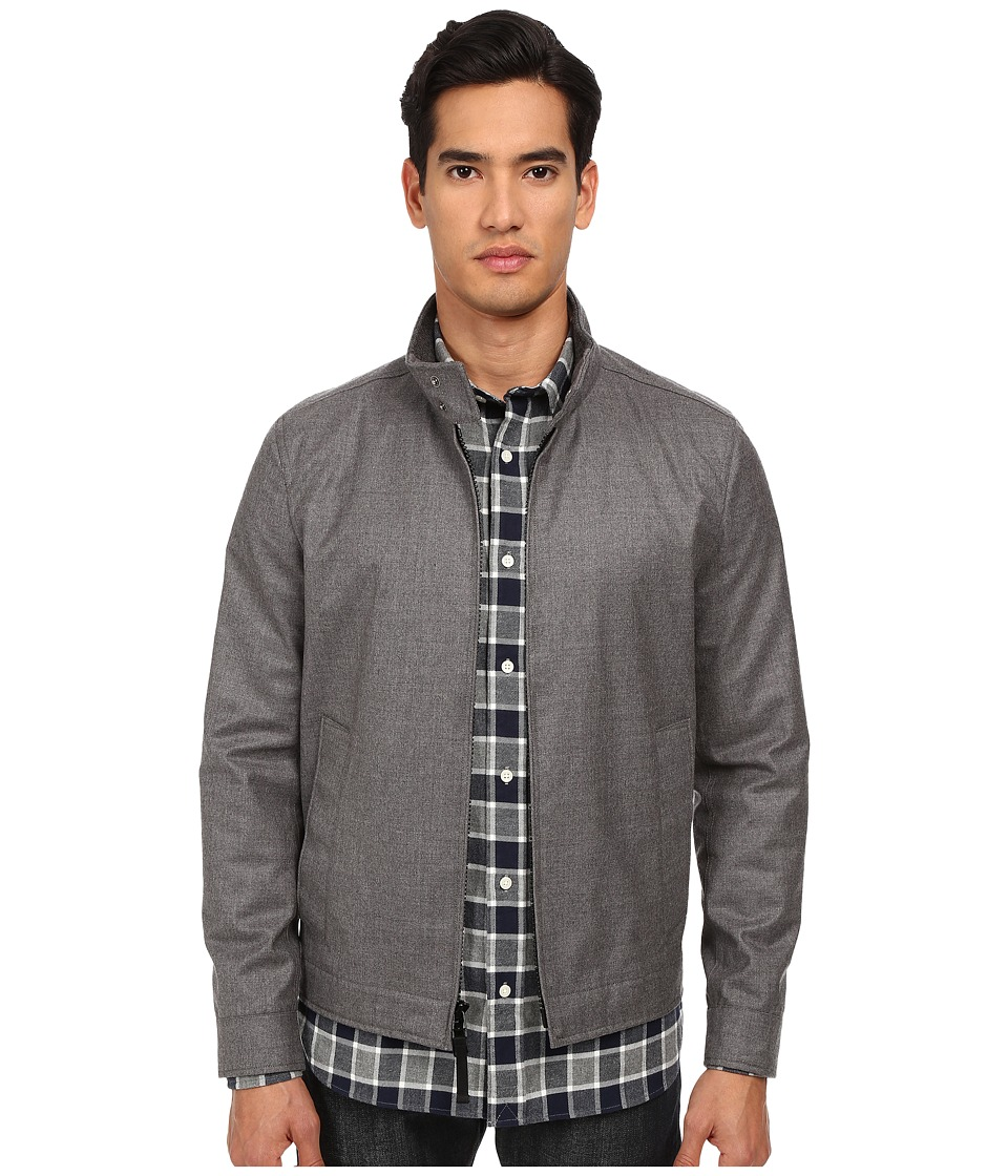 Jack Spade - Peyton Performance Jacket (Grey) Men's Coat