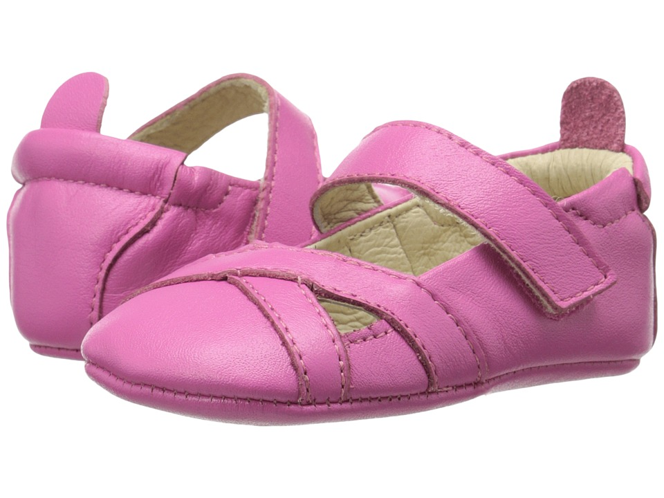 Old Soles - Chianti (Infant/Toddler) (Fuchsia) Girls Shoes