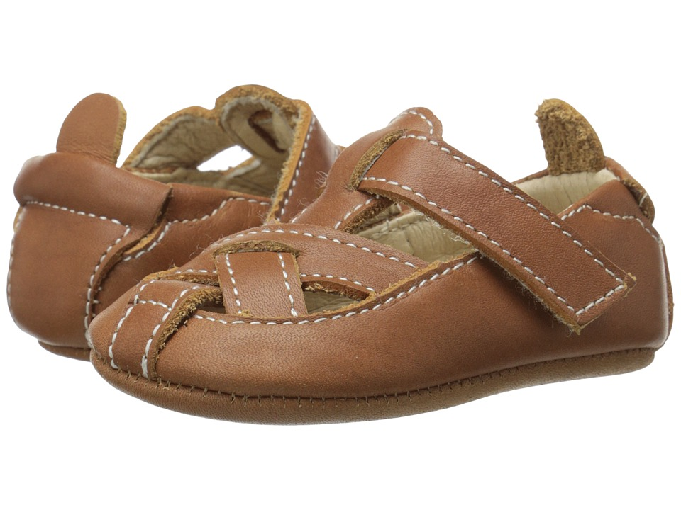 Old Soles - Thread Shoe (Infant/Toddler) (Tan) Boy's Shoes