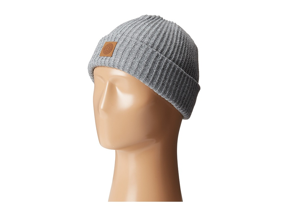 Obey - Coop Beanie (Heather Grey) Beanies