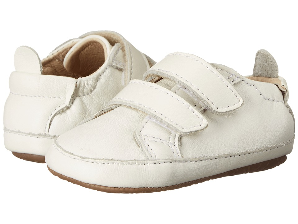 Old Soles - Bambini Markert (Infant/Toddler) (White/White) Boy's Shoes