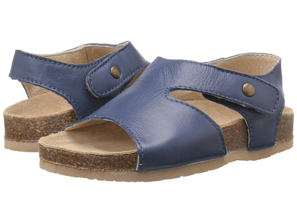 Old Soles - Digger (Toddler/Little Kid) (Denim) Boy's Shoes