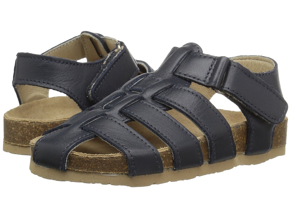 Old Soles - Roadstar (Toddler/Little Kid) (Navy) Boy's Shoes