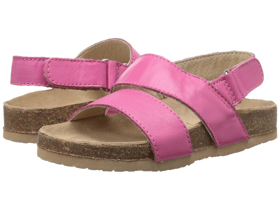 Old Soles - Bondi Style (Toddler/Little Kid) (Fuchsia) Girl's Shoes