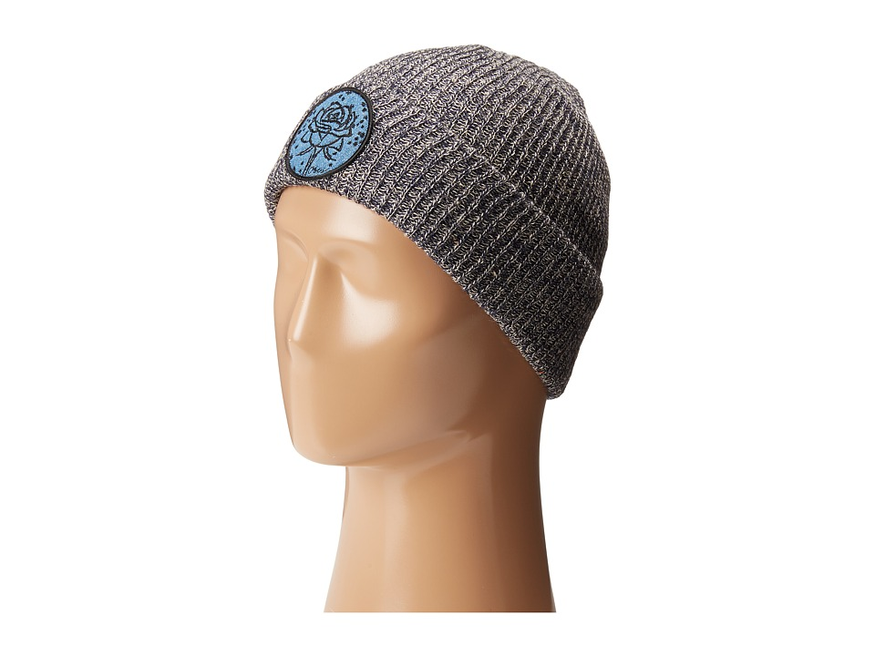 Obey - Cosmic Rose Beanie (Blue) Beanies