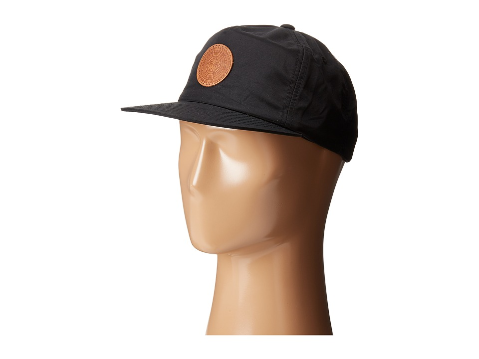 Obey - Telegraph Hat (Black) Caps