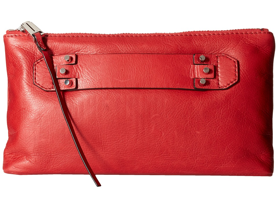 She + Lo - Next Chapter Clutch (Lipstick Red) Clutch Handbags