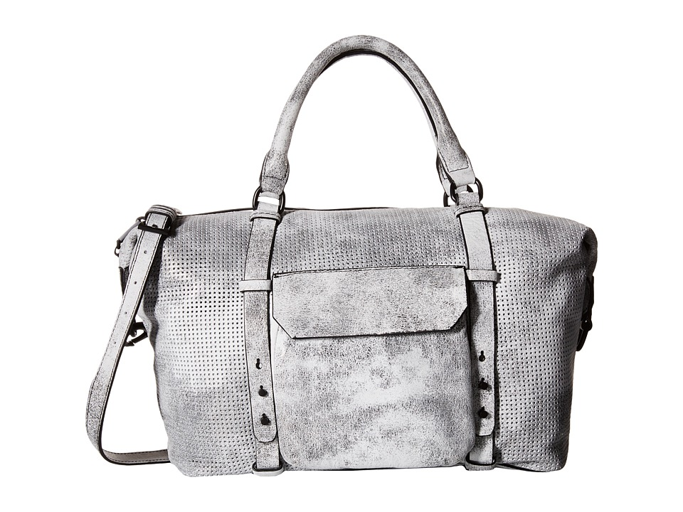 She + Lo - High Road Convertible (Black/White) Convertible Handbags