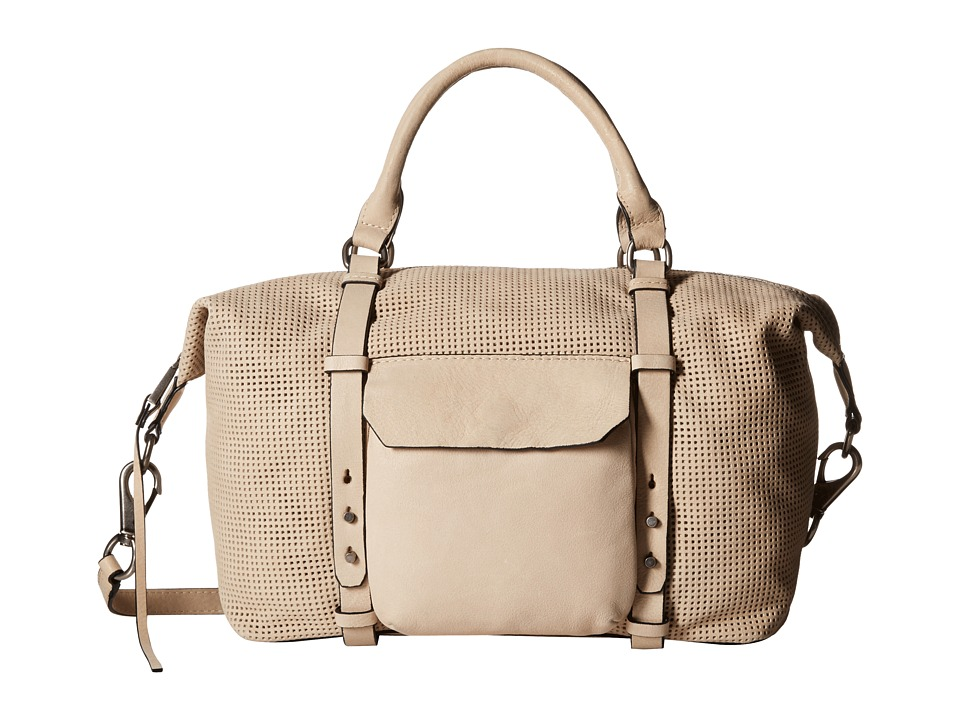 She + Lo - High Road Convertible (Cream) Convertible Handbags