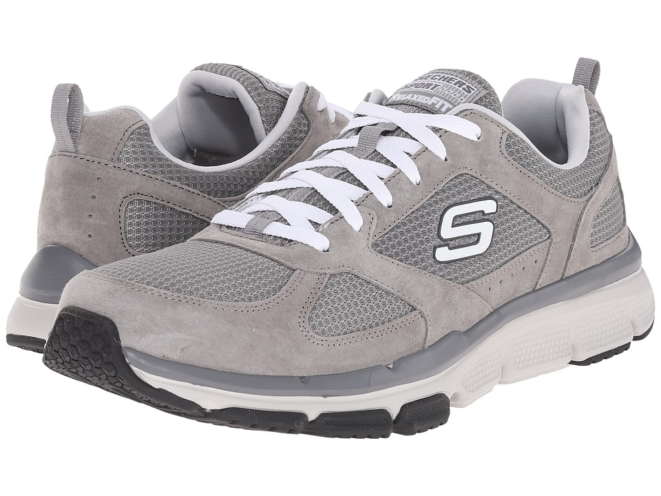 SKECHERS - Optimizer (Gray) Men's Shoes