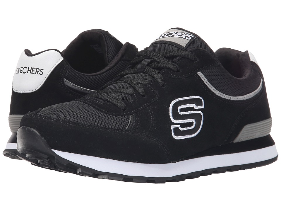 SKECHERS - OG 82 (Black/White) Men's Shoes