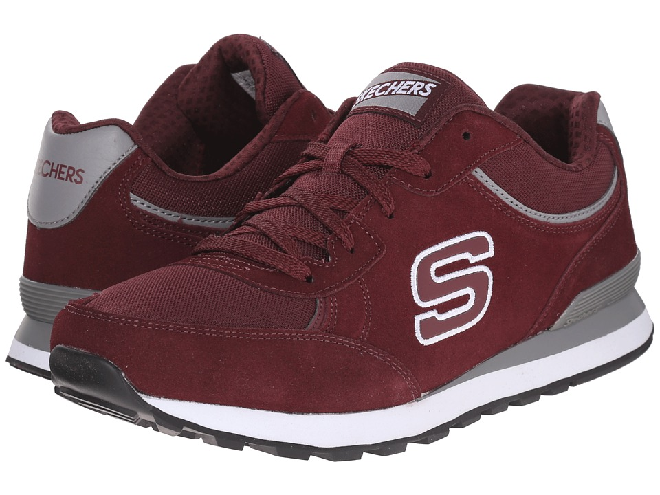 SKECHERS - OG 82 (Burgundy) Men's Shoes