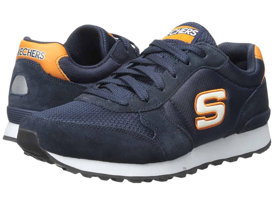 SKECHERS OG 85 (Navy/Orange) Men